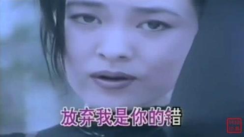 陆苹《放弃我是你的错》,怀旧流行音乐,MTV原版