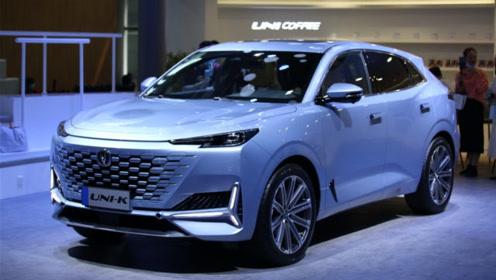 2020广州车展视频评车:长安UNI-K
