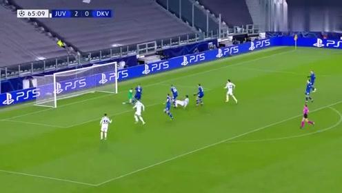 欧冠小组赛:C罗又建功,尤文图斯3-0基辅迪纳摩!