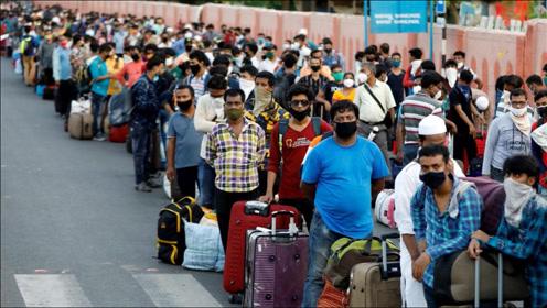 几十万印度人开始离开广州,知晓原因后,国人称:走好不送