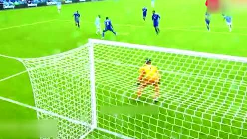 曼城稳定的火力输出  回顾阿圭罗赛季至今全进球