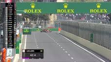 勒克莱尔连续刷紫暂列第一 尾速达到310km/h