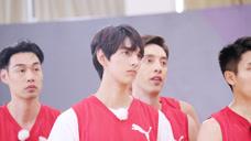 表情包男孩的华丽转身 于浩然打篮球的时候我可以