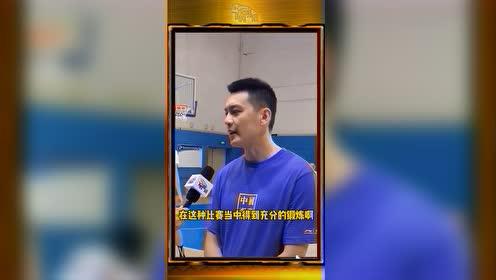 教练的面子不要的吗?杨鸣在训练场被儿子直呼大名