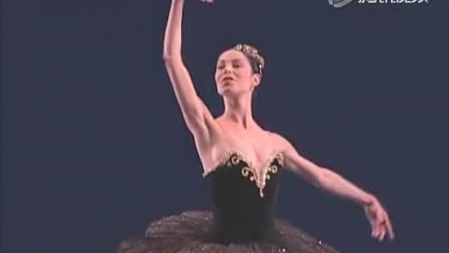 《天鹅湖》双人舞 美国芭蕾舞剧院