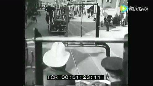 老视频:二十年代末的消防队