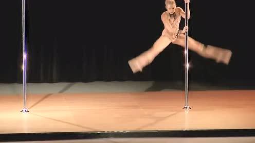 美国野性钢管舞