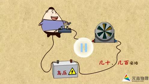 九年级物理全册第二十章 电与磁第3节 电磁铁_电磁继电器工作原理flash