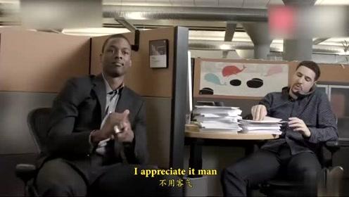 N*A球星搞笑广告之汤普森合辑,原来你是这样的