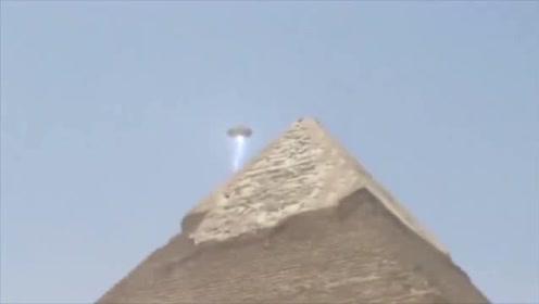 金字塔上出现金沙试玩2000送彩金飞碟,金沙试玩2000送彩金向金字塔输送 OR 吸收能量?的图片 第43张