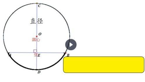 北师大版九年级数学下册第三章 圆3.1 圆