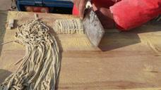 实拍:胶东家常美食手擀面,面条是怎样做出来的呢?