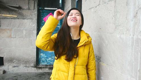 农村姑娘一首《牛在飞》送给爱吹牛的朋友们,脚踏实地才是真