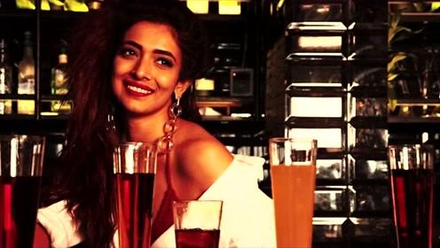 印度舞曲《Akh Lad》,俊男美女酒吧相遇,精彩斗舞超好看