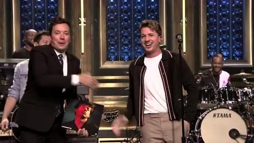 断眉Charlie Puth最新现场电视首演新单《The Way I Am》