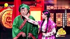 沈春阳和宋晓峰演戏,宋晓峰木头一样,搞得她一脸无奈!