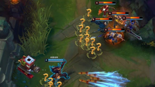 LOL:亚索爆炸输出,极限攻击力是有多恐怖?