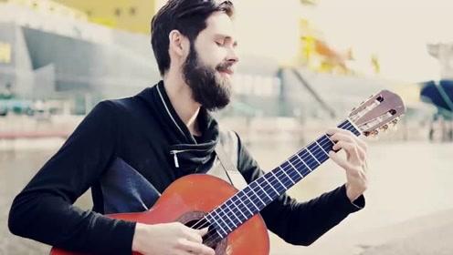 古典吉他弹奏电音神曲《Faded》太惊艳了!