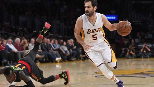 囧囧NBA:盘点NBA那些被一个动作晃到的囧时刻