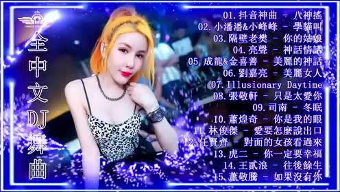 超好听DJ歌曲,全中文DJ舞曲,15首车载精选歌曲串烧,好听收藏!