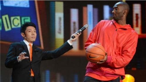 周杰伦的篮球和他的歌比哪个更好?面对撒贝宁的恶搞,科比一针见血