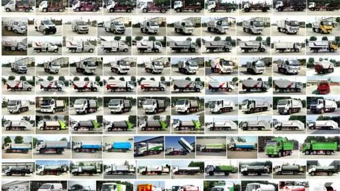 江铃顺达国六6.5方后装挂桶压缩式垃圾车生产厂家直销价格视频