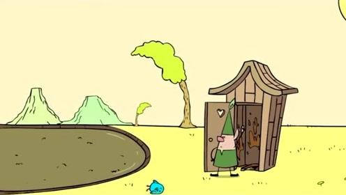 环保讽刺动画:水源危机,内容搞笑又轻松,看