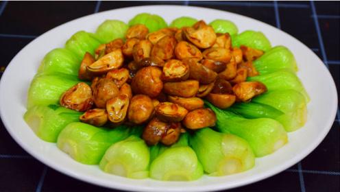 自从学会上海青这做法,我家一周吃5次,每次一上桌就扫光