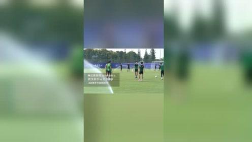 中超国安2-2被卓尔逼平 巴坎布连续5场破门