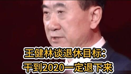 王健林:退休后从事扶贫事业