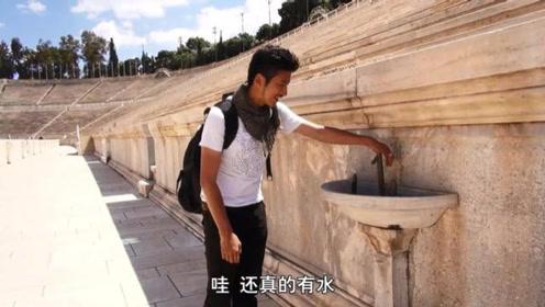 冒险雷探长:雷探长在希腊旅游,参观第一届奥林匹克运动会举办场