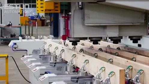 埃斯顿运动控制而解决方案,木工行业解决方案