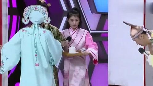 谢娜版唐伯虎经典片段再现,维嘉和杜海涛演技