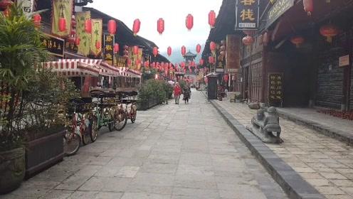 青木川古镇之旅