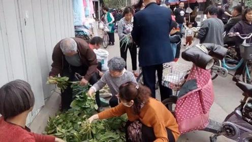 五一假期,逛逛潍坊的菜市场,也是很好的旅游