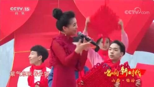 周澎,李思宇合唱《美丽中国年》歌声婉转优美,经典好听!