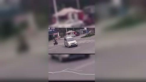 切记遵守交通规则,注意安全,看看视频里的车就知道了!