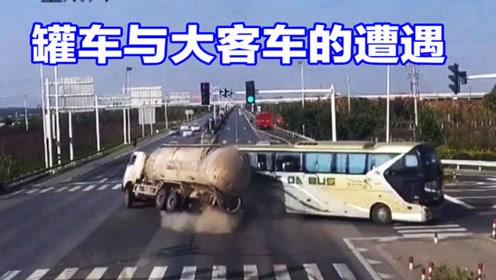 事故警世钟753期:看交通事故视频,提高驾驶技巧,减少车祸