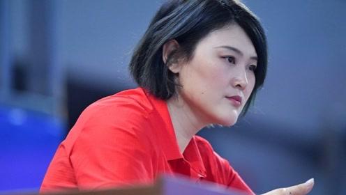 辽宁华君女排总经理王一梅:在适当的时机做出改变,尽快适应总经理职位
