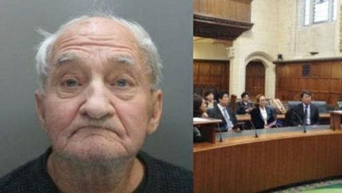 應該嗎?英國83歲老人因放音樂聲太大被捕后死亡,網友評論炸了