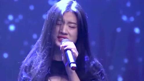 天才少女单依纯上演神级压场,一曲《如此》,轻松获得专业榜首