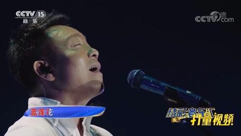 永恒经典,许巍演唱会现场版《蓝莲花》,听完