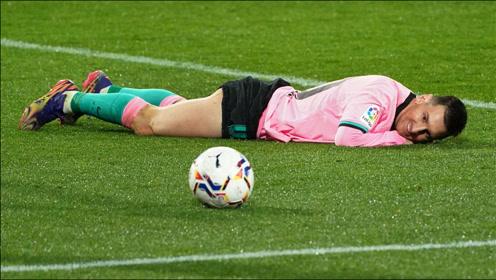 全场最佳!西甲梅西对阵巴拉多利德个人集锦:一传一射破贝利643球纪录!