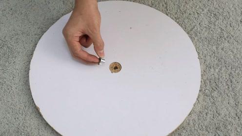 AD21Y 实木衣架 安装视频 加放螺母扣步骤