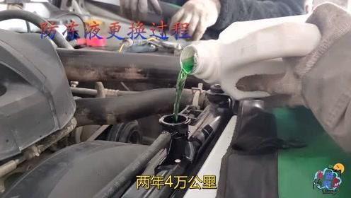 车辆保养最容易被忽略的地方,如何正确更换刹车油和助力转向液