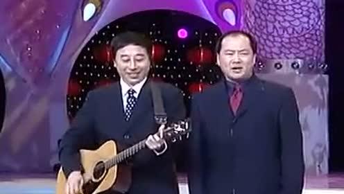冯巩 郭冬临 路鸣 《台上台下》 音乐相声有创意