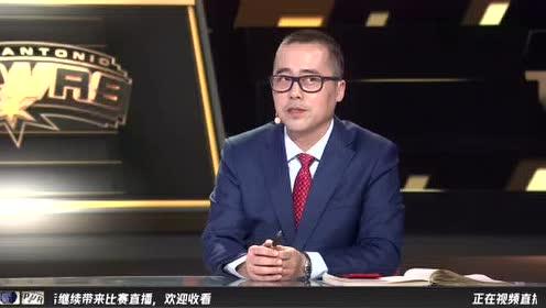 【回放】灰熊vs马刺第1节 盖伊打成压哨2+1