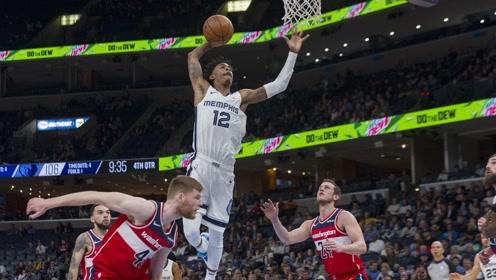 【原声】15日NBA十佳球 穆雷自抛自扣引爆全场克拉克霸王隔扣马辛米