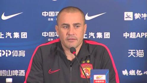 卡纳瓦罗:决赛不用动员我也想上场去踢 郑智将无法登场