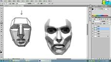 CG插画原画设计教程:头部结构表达与画法 (44播放)